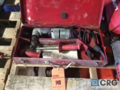 Milwaukee HD right angle drill with case(LOCATED INDUSTRIAL COURT INSIDE)