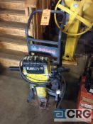 Bosch Brute heavy duty jackhammer with cart(LOCATED INDUSTRIAL COURT INSIDE)