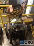 Ridgid portable pressure washer, 3300 psi, 3.0 gpm with Subaru gas engine(LOCATED INDUSTRIAL