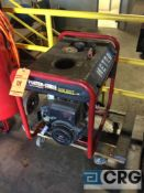 Porter Cable T550 generator, 5500 watts, with 11 hp gas engine(LOCATED INDUSTRIAL COURT INSIDE)