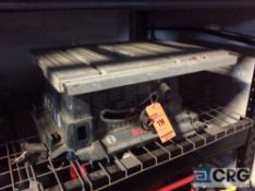 Bosch 10 inch portable table saw, mn 4000(LOCATED INDUSTRIAL COURT INSIDE)