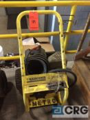 Karcher portable pressure washer, mn G-2400-HB, with Briggs and Stratton 5.5 hp engine(LOCATED