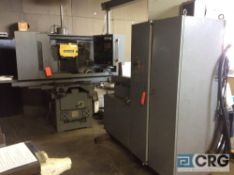 Okamoto 820B CNC surface grinder, Walker 8 in x 15 in mag chuck, Fanuc 11M digital control panel