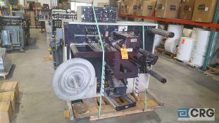 PIC Slitter-rewinder machine