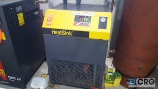 Zeks Air Dryer, heat sink, model number 200 HSEA 400, serial number 1 4 5 5 5 6, with 2lb charge