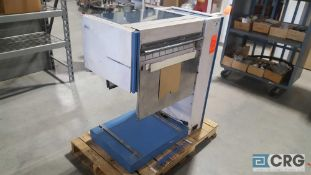 Bowe Systec, type 310S, serial number 50617/98, Pinfed Cutter