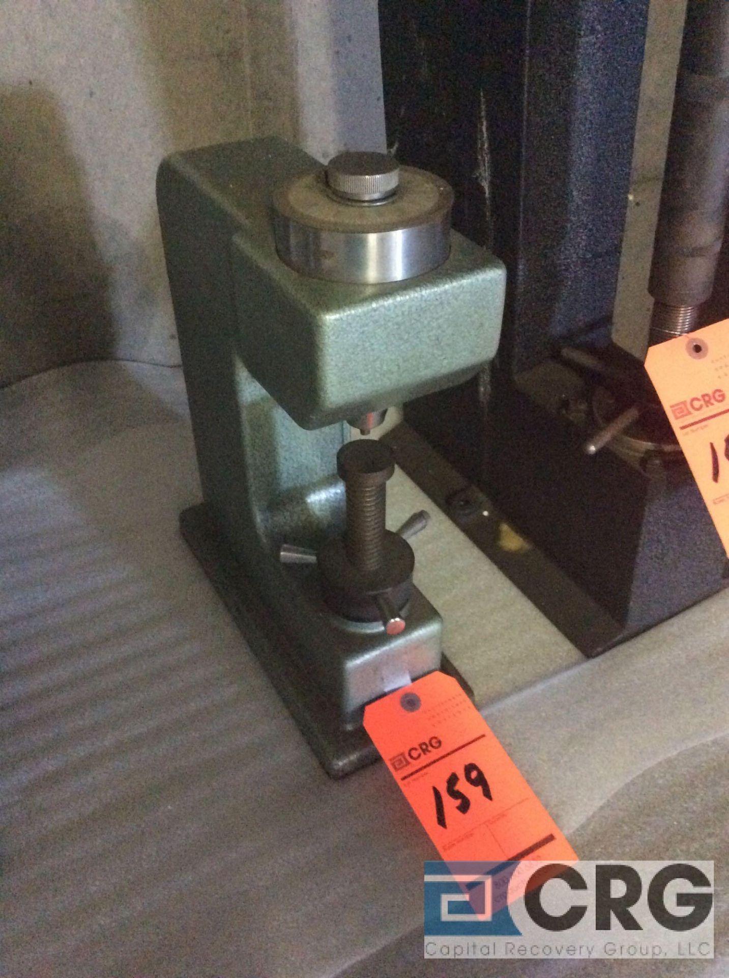 Lot 159 - hardness tester