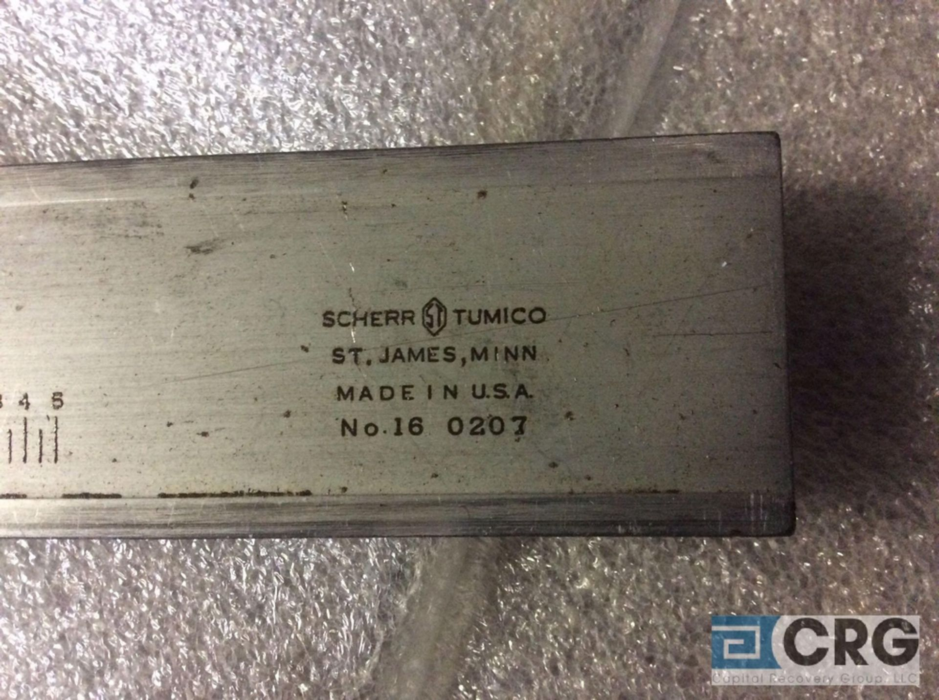 "Lot 151 - Lot of (2) Scherr Tumico 24"" vernier calipers"
