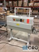 NEW 2018 Shrink Packaging Equipment SM-1540 shrink tunnel, push button controls, 220 volt 3 phase