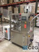 Rotary High Speed stainless steel Tube Filler, w/PLC controls, w/ tooling and change parts BRAND NEW