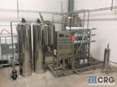 2018 Chasing 18X-39-3 skid mounted reverse osmosis water treatment system, ROC CCT9300 digital