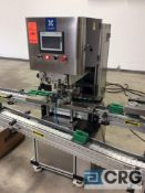 NEW 2018 Chasing XAV8-AT capping machine, Siemens Smart Line touch screen controls, 220 volt, 1