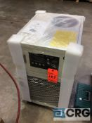 Portable industrial chiller with digital controls (NEW AND IN PACKAGING), subject to entirety bid