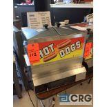 Gold Medal 8007DE hot dog steamer