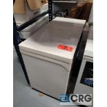 Hisense 4 foot reach in freezer