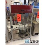 Table top popcorn maker, 1 phase