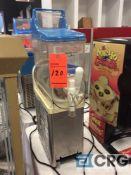 Single compartment slush drink machine, 1 phase