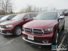 2018 Dodge Durango Citadel, with Hemi 5.7L power package, auto transmission, power windows, locks,