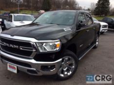 2019 Ram 1500 PU truck, with Hemi 5.7L power package, 4WD, Big Horn Crew Cab, power windows,