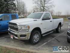 2019 Ram 2500 Tradesman, with Hemi 6.4L power package, 4WD, auto transmission, power windows,