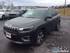 2019 Jeep Cherokee Limited, full power options, leather seats, sunroof, AT, digital dash,