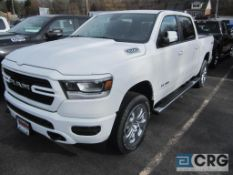 2019 Ram 1500 Big Horn/Lone Star, with Hemi 5.7 L power package, 4WD, auto transmission, power