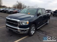 2019 Ram 1500 PU truck, with Hemi 5.7L power package, 4WD, auto transmission, power windows,