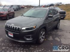 2019 Jeep Cherokee Limited, AT, full power options, leather interior, digital dash, touch screen