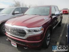 2019 Ram 1500 Limited, with Hemi 5.7L power package, 4WD, power windows, locks, drivers seat, side