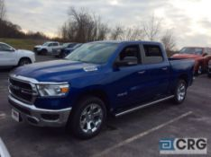 2019 Ram 1500 Big Horn/ Lonestar, PU truck, with Hemi 5.7L power package, auto transmission, 4WD,