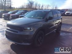 2019 Dodge Durango GT BLACKTOP AWD, AT, 3.6 liter V-6 engine, AWD, sunroof, full power options,