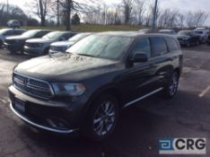 2019 Dodge Durango SXT, ANODIZED PLATINUM AWD, AT, 3.6 liter V-6, AWD, full power options, touch
