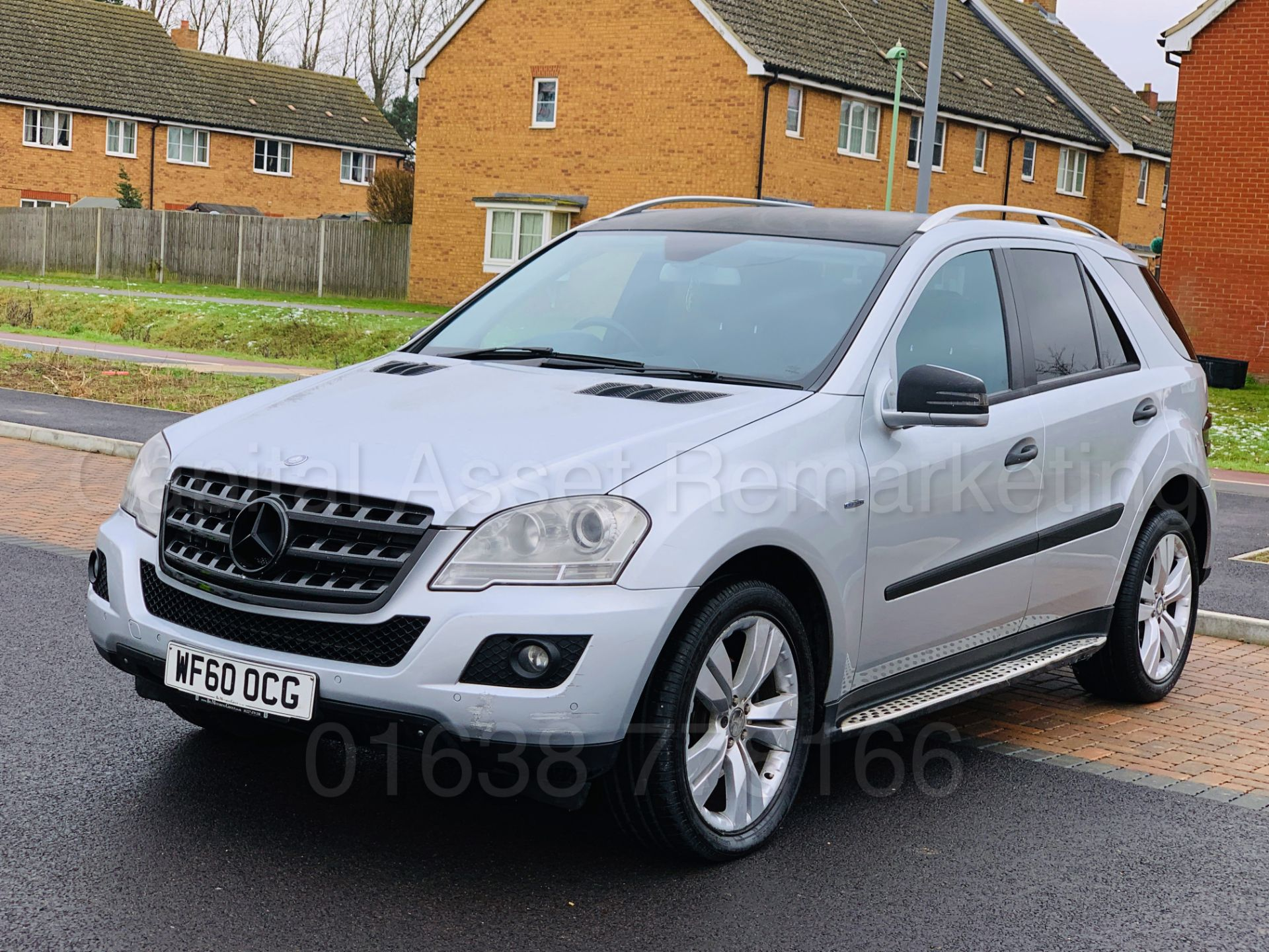 Lot 19 - MERCEDES-BENZ ML 350 CDI *SPORT* (2011 MODEL) '3.0 DIESEL - 231 BHP - AUTO' **TOP OF THE RANGE**