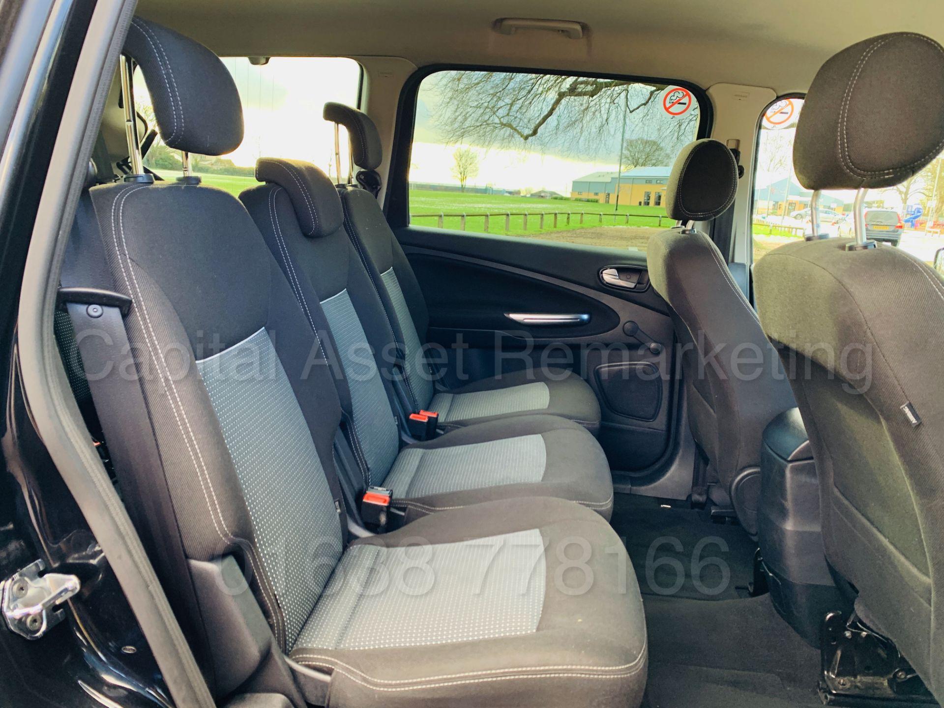 Lot 10A - FORD GALAXY **ZETEC** 7 SEATER MPV (2015 MODEL) 2.0 TDCI - 140 BHP - AUTO POWER SHIFT (1 OWNER)