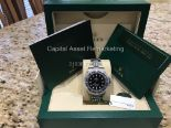 Lot 3 - (ON SALE) ROLEX SUBMARINER ALL STEEL *NEW / UNWORN* 40mm -OYSTER BRACELET-IDEAL INVESTMENT *GENUINE*