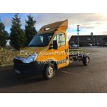"Lot 27 - ON SALE IVECO DAILY 35S13 ""127BHP"" CHASSIS CAB (2013 MODEL) IDEAL RECOVERY CONVERSTION"