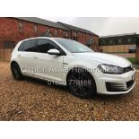 Lot 5 - VOLKSWAGEN GOLF *GTD EDITON* 5 DOOR (2016) '2.0 TDI - 184 BHP - AUTO / DSG' (1 OWNER) **HUGE SPEC**