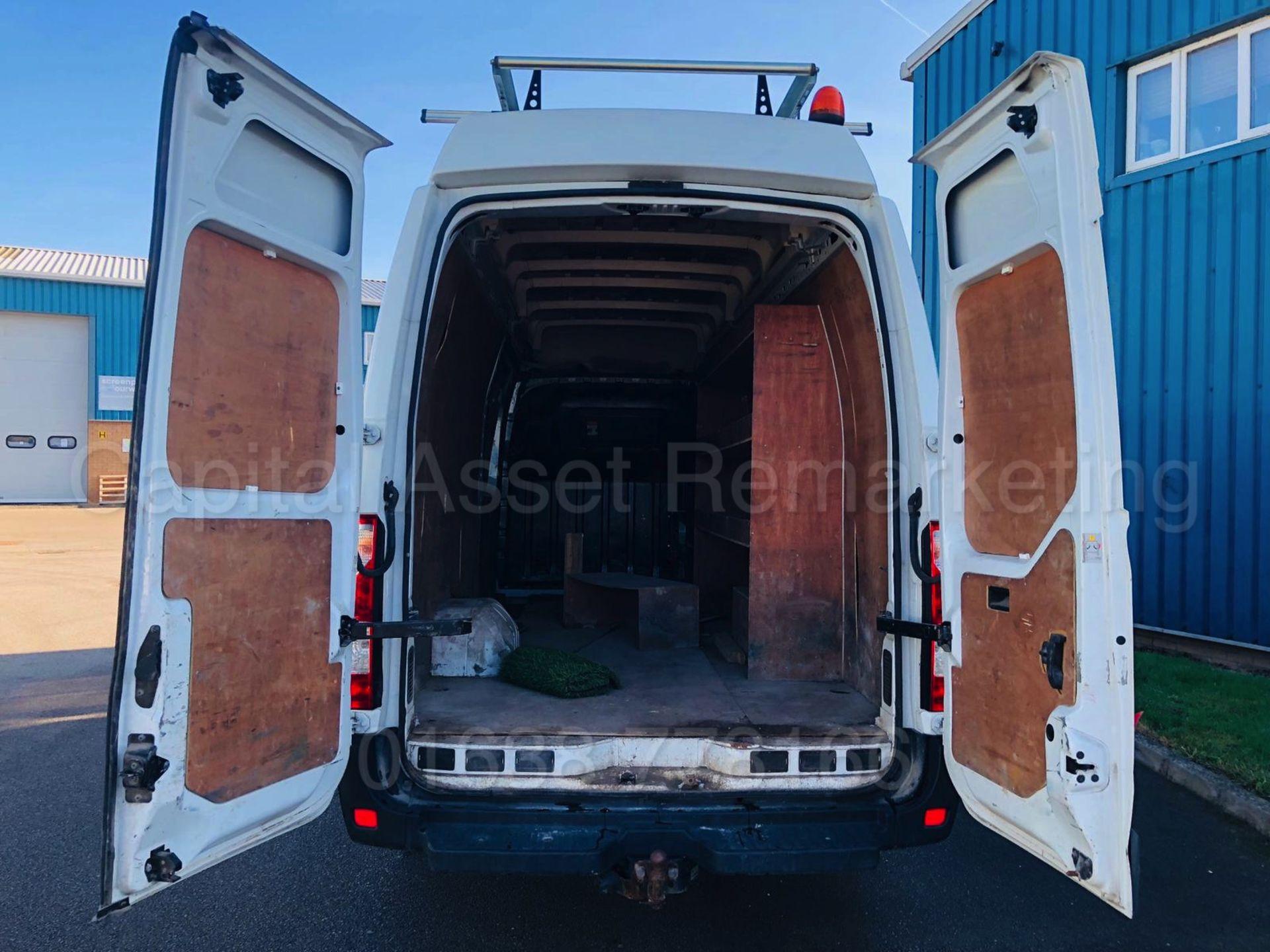 Lot 19 - VAUXHALL MOVANO R3500 DRW *L4 - EXTRA LONG WHEEL BASE* (2016 MODEL) '2.3 CDTI - 125 BHP - 6 SPEED'