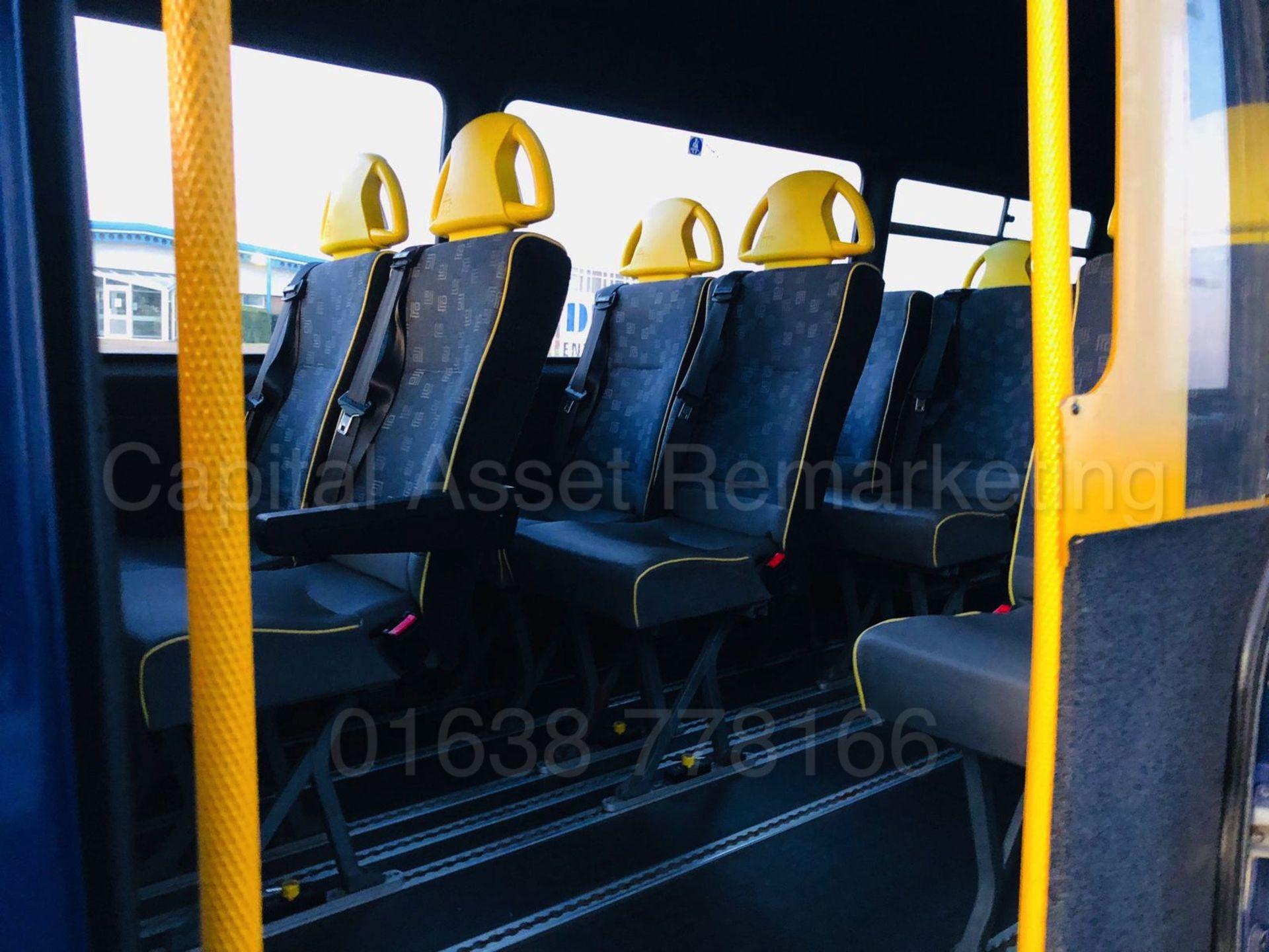 Lot 28 - MERCEDES SPRINTER 411 CDI *LWB - 16 SEATER MINI-BUS* (2006) 'QUICK RELEASE SEATS - WHEEL CHAIR LIFT*
