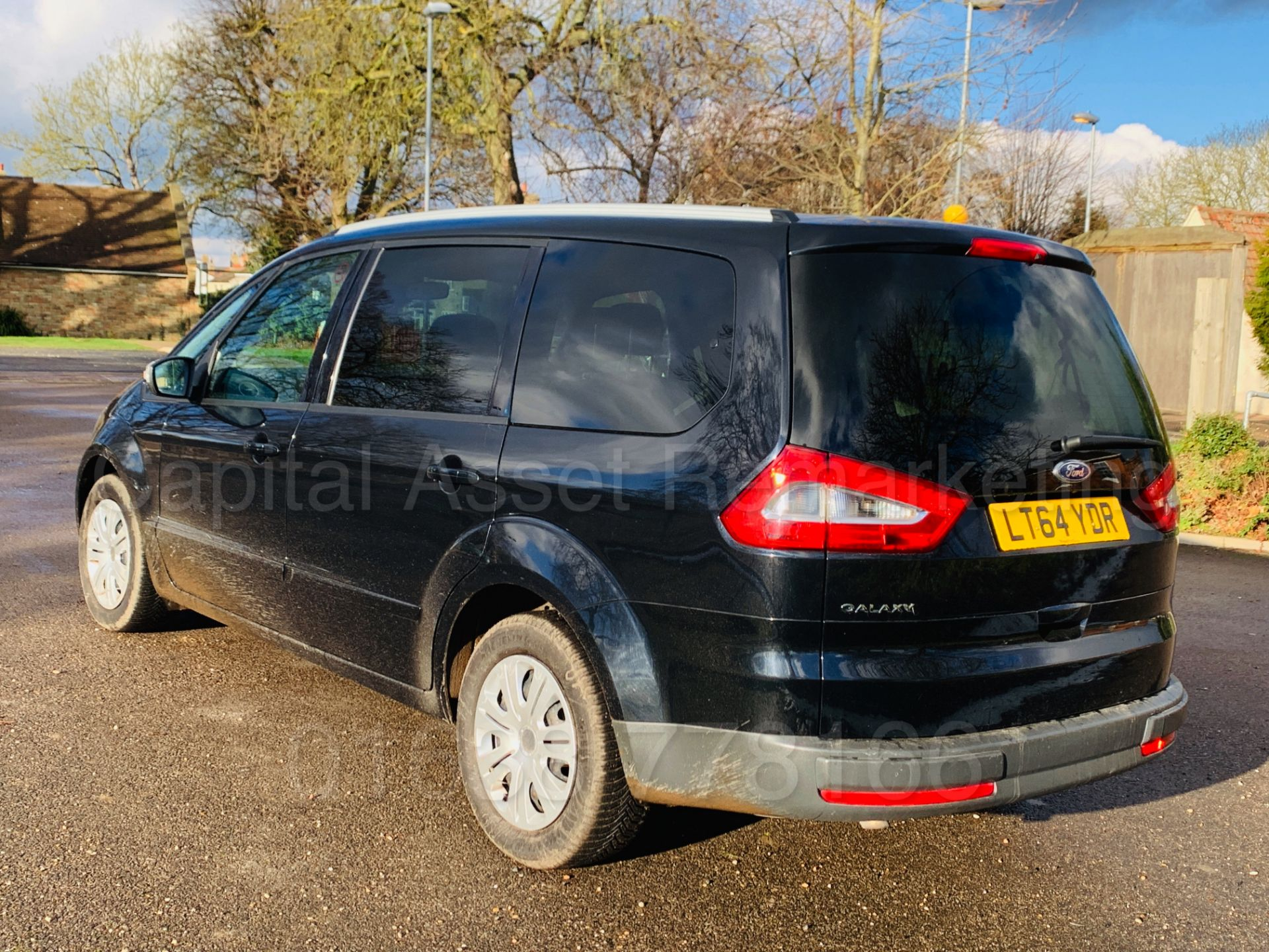 Lot 10 - FORD GALAXY **ZETEC** 7 SEATER MPV (2015 MODEL) 2.0 TDCI - 140 BHP - AUTO POWER SHIFT (1 OWNER)