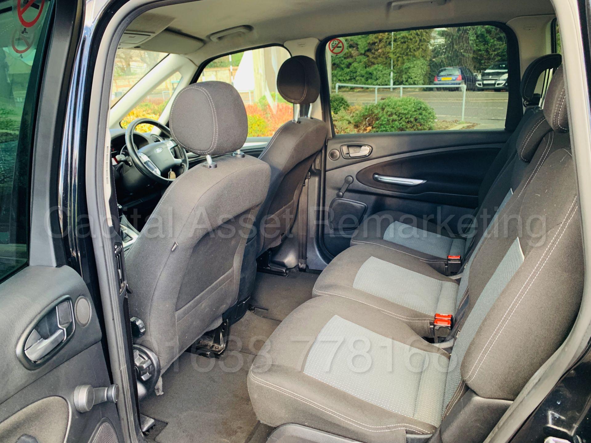 Lot 10 - FORD GALAXY **ZETEC** 7 SEATER MPV (2015 MODEL) 2.0 TDCI - 140 BHP - AUTO POWER SHIFT (1 OWNER)