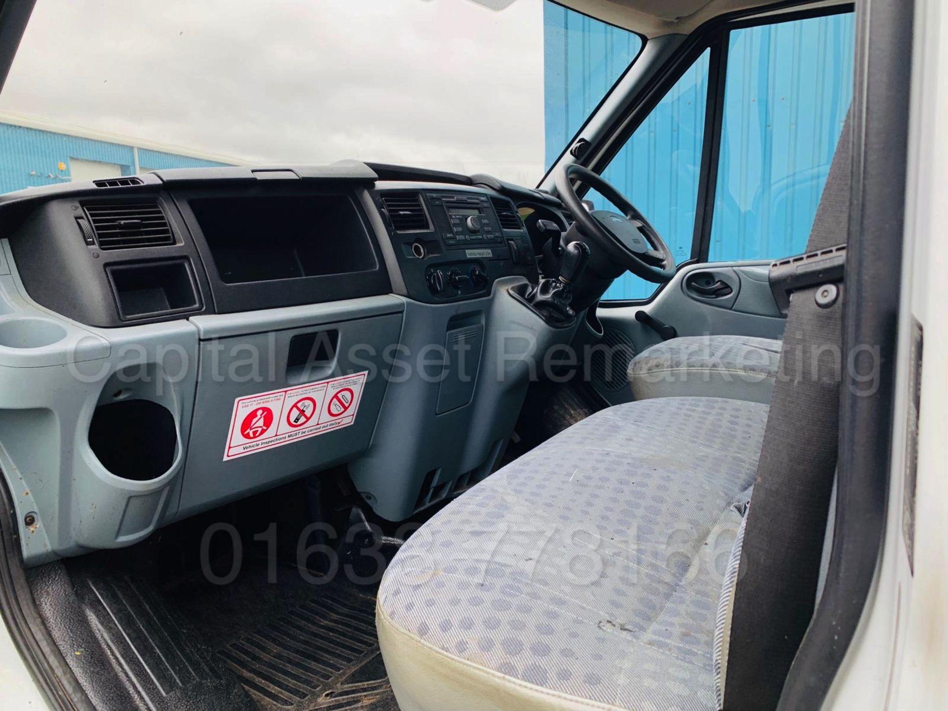 Lot 29 - (On Sale) FORD TRANSIT T350L *MESSING UNIT/CREW VAN* (58 REG) '2.4 TDCI-6 SPEED' *ON-BOARD TOILET*