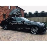 """Lot 1 - MERCEDES S350d """"AMG LINE EXECUTIVE PREMIUM +""""LIMO (2019 MODEL) ABSOLUTLY FULLY LOADED-175 MILES ONLY"""