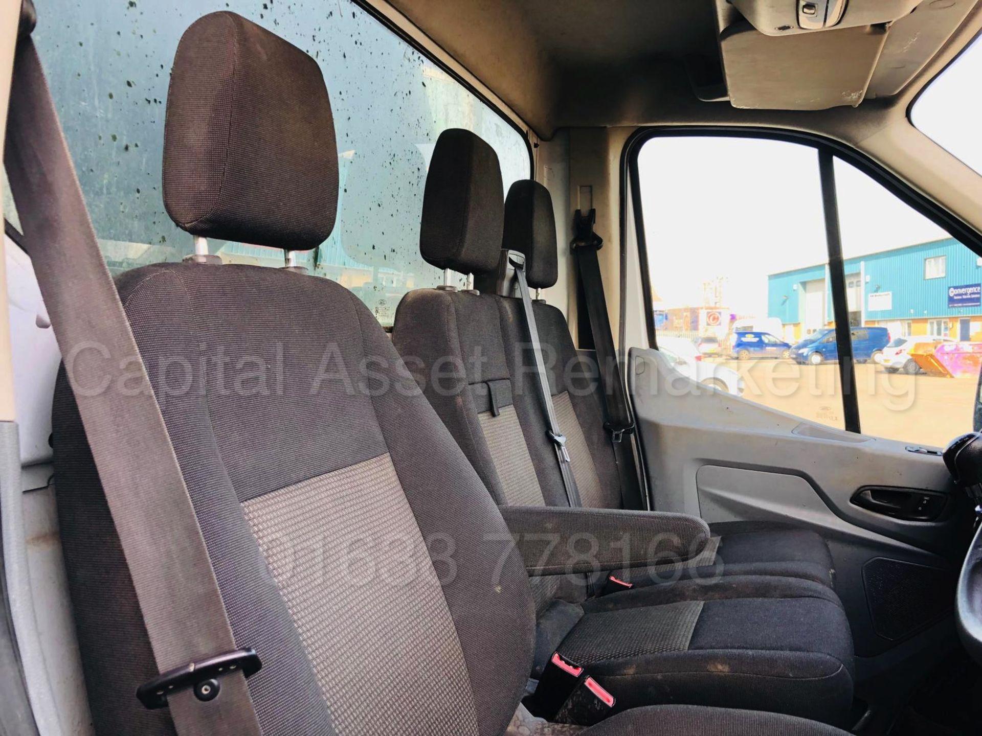 Lot 7 - (On Sale) FORD TRANSIT T350 *SINGLE CAB - TIPPER* (65 REG) '2.2 TDCI -125 BHP - 6 SPEED' **3500 KG**