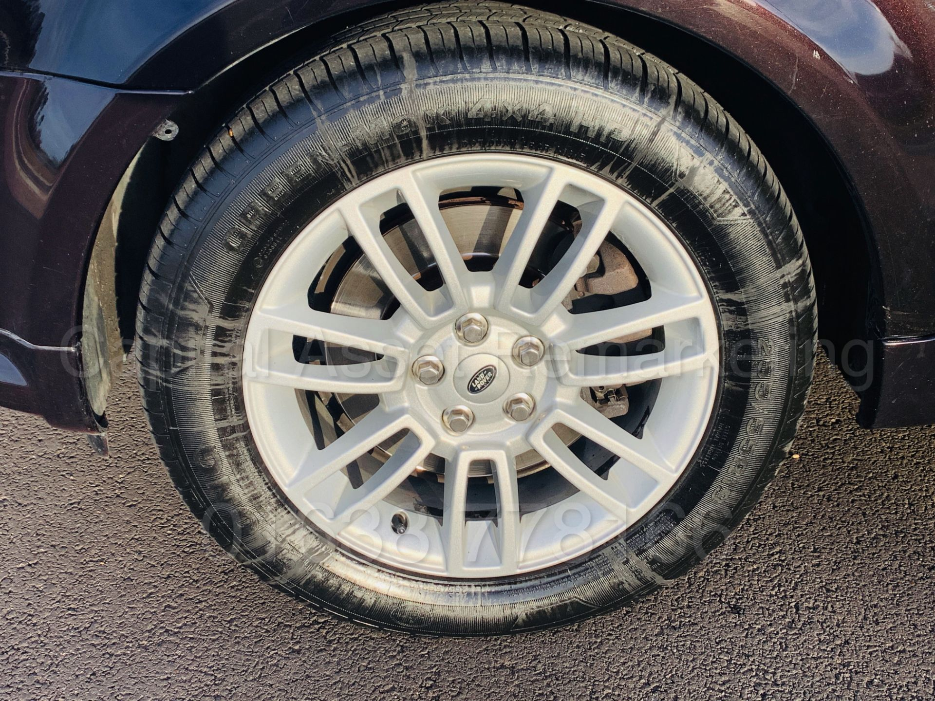 Lot 5 - RANGE ROVER SPORT *HSE EDITION* (2010) '3.6 TDV8 - 272 BHP - AUTO' *LEATHER - SAT NAV* (HUGE SPEC)
