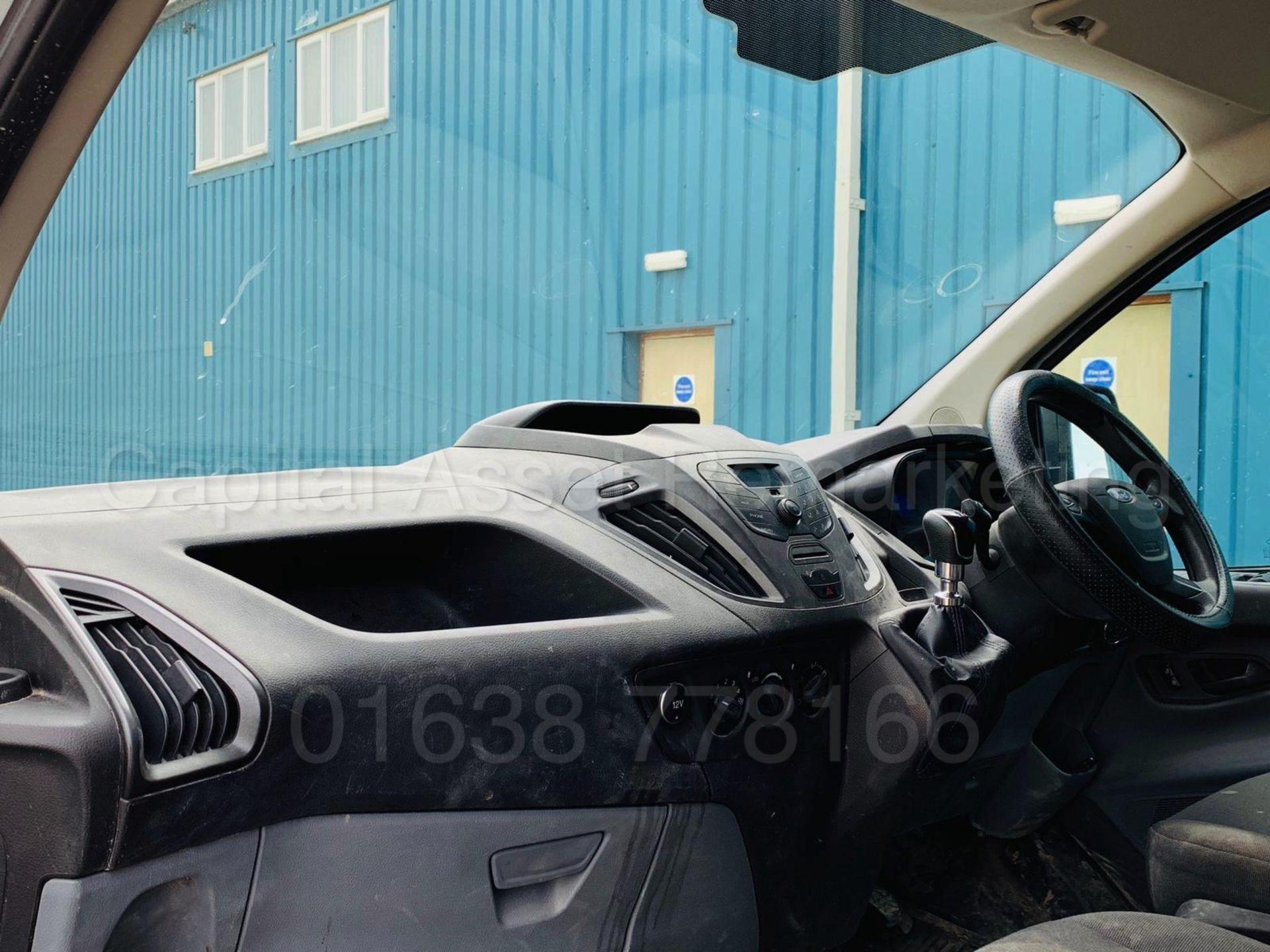 Lot 15 - FORD TRANSIT CUSTOM 290 ECO-TECH *LCV - SWB PANEL VAN* (2015) '2.2 TDCI - 6 SPEED'