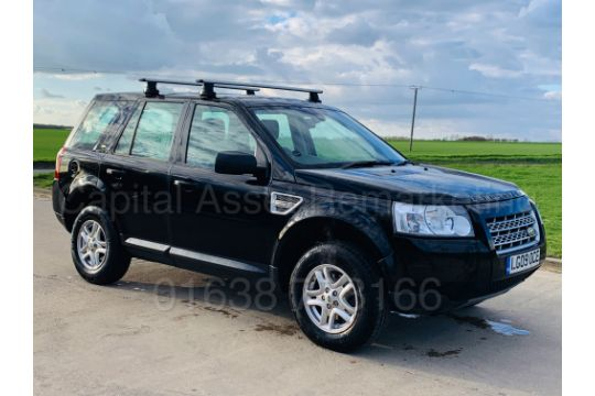 LAND ROVER FREELANDER S TD4 31 03 2009 '09 REG' 5 DOOR - SUV