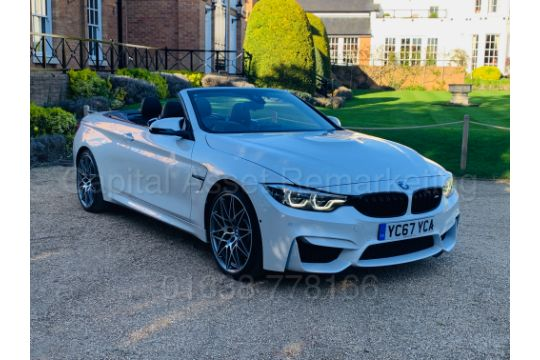 BMW M4 COMPETITION PACKAGE S-A **On Sale** 31 10 2017 '67