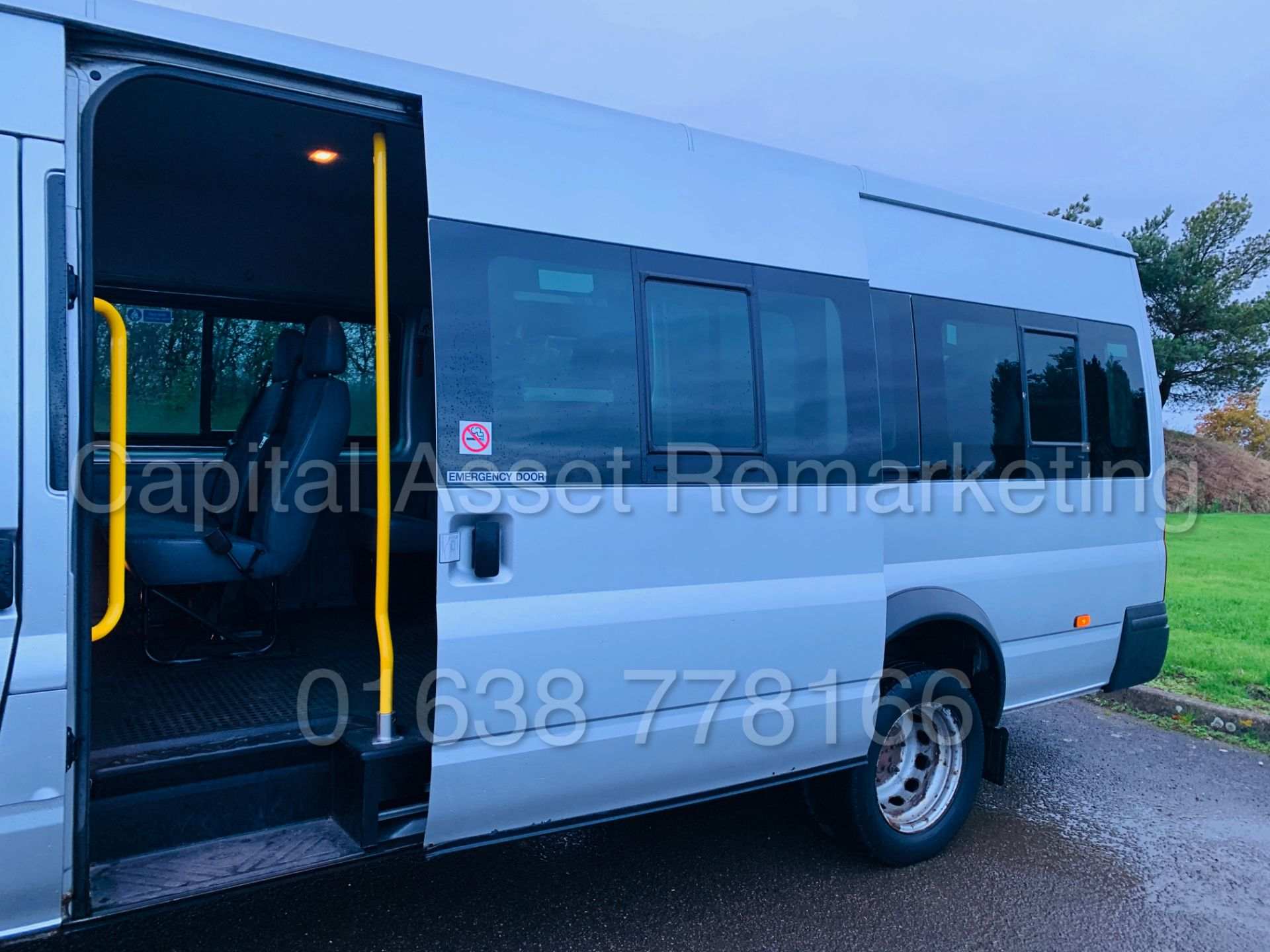 Lot 10A - FORD TRANSIT 135 T430 RWD *XLWB -17 SEATER MINI-BUS* (2013) '2.2 TDCI - 135 BHP - 6 SPEED' (1 OWNER)