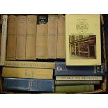Whitbourn (Frank) Mr Lock of Saint James' Street, London 1971, Steinbeck (John) East of Eden, Viking